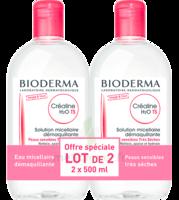 Crealine Ts H2o Solution Micellaire Sans Parfum Nettoyante Apaisante 2fl/500ml à Saint -Vit
