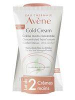 Avène Eau Thermale Cold Cream Duo Crème Mains 2x50ml à Saint -Vit