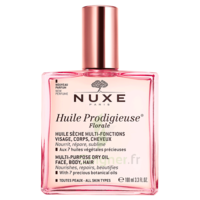 Huile prodigieuse® Florale - huile sèche multi-fonctions visage, corps, cheveux100ml à Saint -Vit