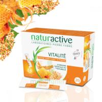 Naturactive Phytothérapie Fluides Solution Buvable Vitalité 20 Sticks/10ml à Saint -Vit