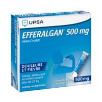 Efferalgan 500 mg Glé en sachet Sach/16 à Saint -Vit