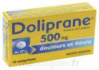 DOLIPRANE 500 mg Comprimés 2plq/8 (16) à Saint -Vit