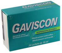 Gaviscon, Suspension Buvable En Sachet à Saint -Vit