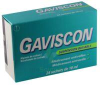 GAVISCON, suspension buvable en sachet à Saint -Vit