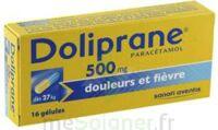 Doliprane 500 Mg Gélules B/16 à Saint -Vit