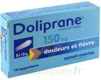 Doliprane 150 Mg Suppositoires 2plq/5 (10) à Saint -Vit