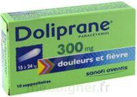 DOLIPRANE 300 mg Suppositoires 2Plq/5 (10) à Saint -Vit