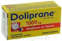 DOLIPRANE 1000 mg Comprimés effervescents sécables T/8 à Saint -Vit