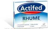 ACTIFED RHUME, comprimé à Saint -Vit