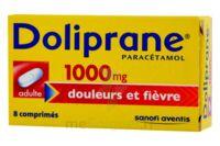 DOLIPRANE 1000 mg Comprimés Plq/8 à Saint -Vit