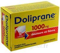 DOLIPRANE 1000 mg Poudre pour solution buvable en sachet-dose B/8 à Saint -Vit