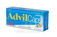 ADVILCAPS 400 mg, capsule molle B/14 à Saint -Vit