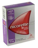 Nicoretteskin 10 mg/16 h Dispositif transdermique B/28 à Saint -Vit
