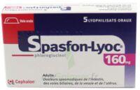 SPASFON LYOC 160 mg, lyophilisat oral à Saint -Vit