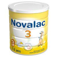 Novalac 3 Croissance lait en poudre 800g à Saint -Vit