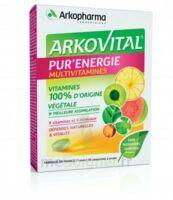 Arkovital Pur'energie Multivitamines Comprimés Dès 6 Ans B/30 à Saint -Vit