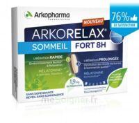 Arkorelax Sommeil Fort 8H Comprimés B/15 à Saint -Vit