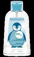 ABCDerm H2O Solution sans rinçage nettoyante bébé Fl pompe/1L à Saint -Vit