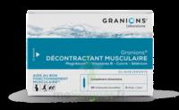 Granions Décontractant musculaire Solution buvable 2B/30 Ampoules/2ml à Saint -Vit