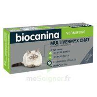 Biocanina Multivermyx Comprimés Vermifuge Chat B/2 à Saint -Vit