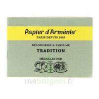 Papier D'arménie Traditionnel Feuille Triple à Saint -Vit