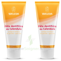 Weleda Duo Pâte dentifrice au Calendula 150ml à Saint -Vit