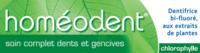 Boiron Homéodent Soin Complet Dents et Gencives Pâte Dentifrice Chlorophylle T/75ml à Saint -Vit