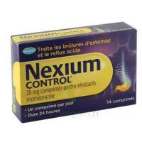 NEXIUM CONTROL 20 mg Cpr gastro-rés Plq/14 à Saint -Vit