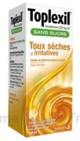 Toplexil 0,33 Mg/ml Sans Sucre Solution Buvable 150ml à Saint -Vit