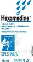 HEXOMEDINE 1 POUR MILLE, solution pour pulvérisation cutanée en flacon pressurisé à Saint -Vit