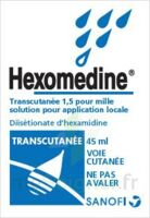 HEXOMEDINE TRANSCUTANEE 1,5 POUR MILLE, solution pour application locale à Saint -Vit