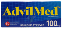 ADVILMED 100 mg, comprimé enrobé à Saint -Vit