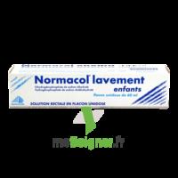 NORMACOL LAVEMENT ENFANTS, solution rectale, récipient unidose à Saint -Vit