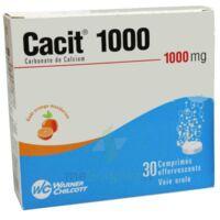 Cacit 1000 Mg, Comprimé Effervescent à Saint -Vit