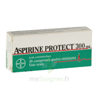 ASPIRINE PROTECT 300 mg, comprimé gastro-résistant à Saint -Vit