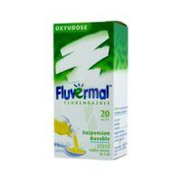 Fluvermal 2 % Susp Buv Fl/30ml à Saint -Vit