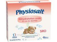 PHYSIOSALT REHYDRATATION ORALE SRO, bt 10 à Saint -Vit
