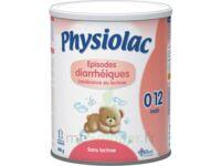 PHYSIOLAC EPISODES DIARRHEIQUES, bt 400 g à Saint -Vit