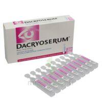 DACRYOSERUM Solution pour lavage ophtalmique en récipient unidose 20Unidoses/5ml à Saint -Vit