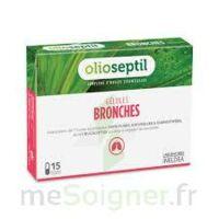 Olioseptil Bronches 15 Gélules à Saint -Vit