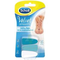 Scholl Velvet Smooth Ongles Sublimes Kit De Remplacement