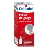 Colludol Solution Pour Pulvérisation Buccale En Flacon Pressurisé Fl/30 Ml + Embout Buccal à Saint -Vit
