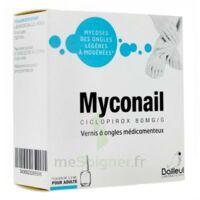 Myconail 80 Mg/g, Vernis à Ongles Médicamenteux à Saint -Vit