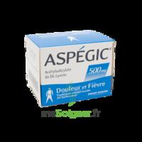 ASPEGIC 500 mg, poudre pour solution buvable en sachet-dose 20 à Saint -Vit