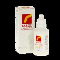 FAZOL 2 POUR CENT, émulsion fluide pour application locale