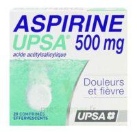 ASPIRINE UPSA 500 mg, comprimé effervescent à Saint -Vit