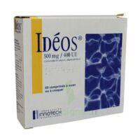 Ideos 500 Mg/400 Ui, Comprimé à Sucer Ou à Croquer à Saint -Vit