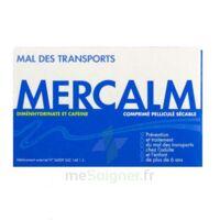 MERCALM, comprimé pelliculé sécable à Saint -Vit