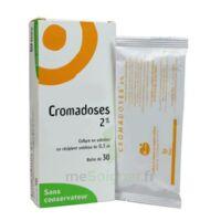 Cromadoses 2 Pour Cent, Collyre En Solution En Récipient Unidose à Saint -Vit