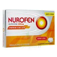 NUROFEN 200 mg, comprimé orodispersible à Saint -Vit